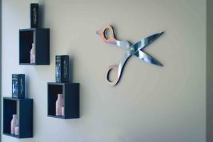 Unique Hair & Beauty Salon Wall Decor